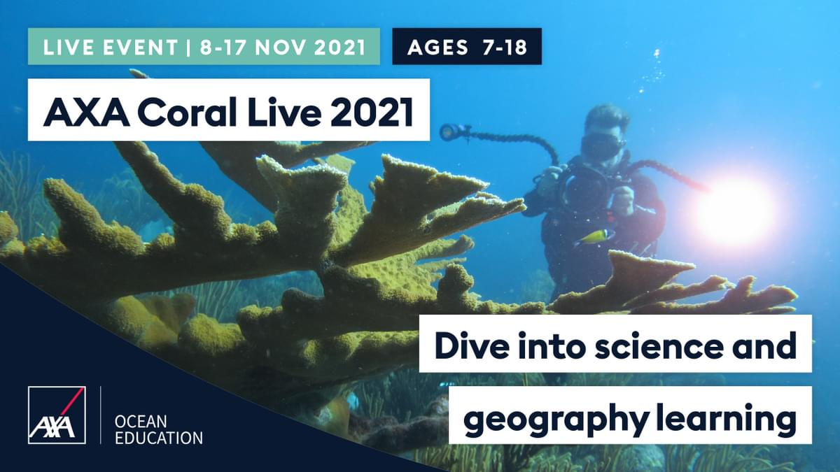 Coral Live 2021 Event Slate