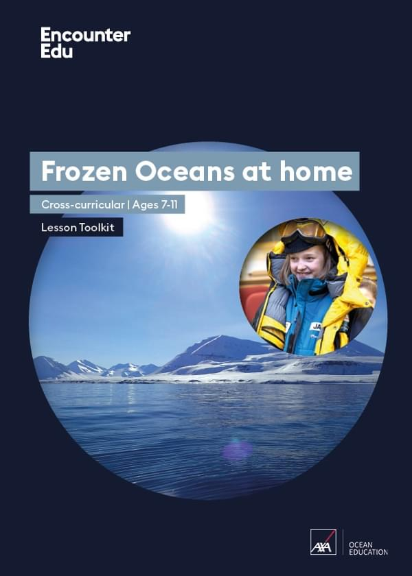 Frozen Oceans at home 7 11 Cover