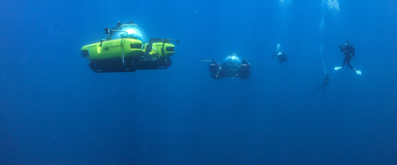 Nekton Submarine STEM 2020 Live Banner