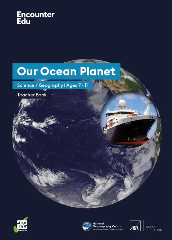 Our Ocean Planet Science Geography Thumb