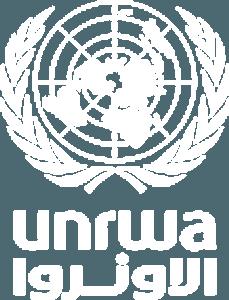 Unrwa Logo White 120Px