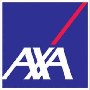 Logo Axa Blue