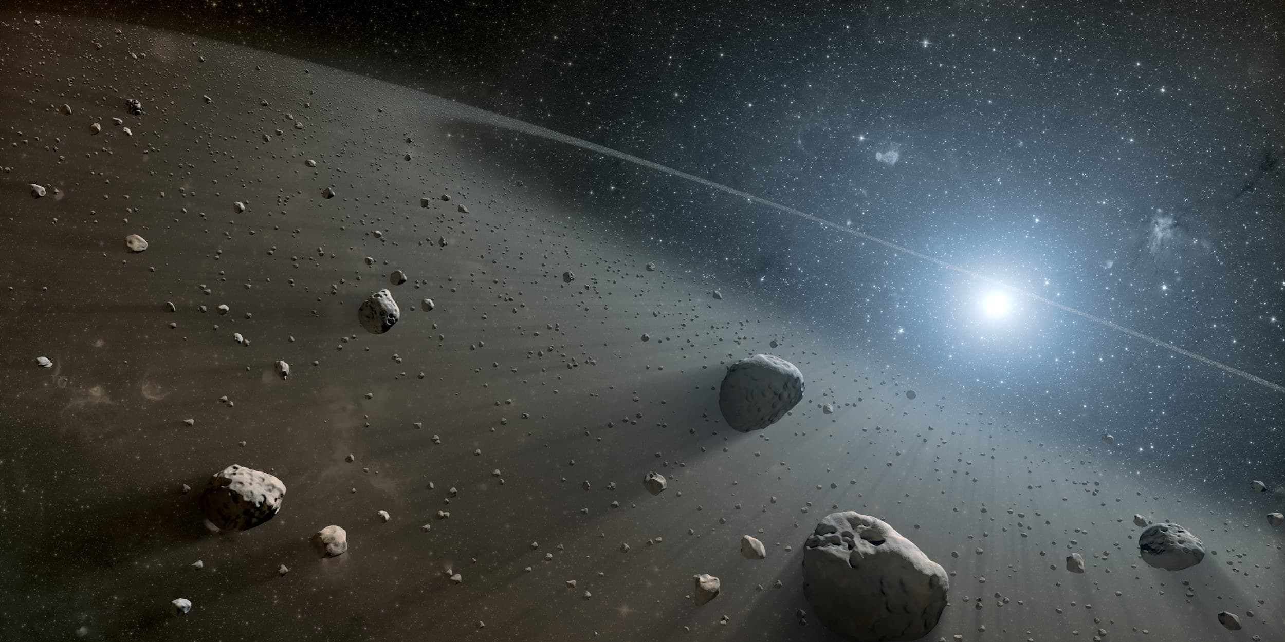 Apophis: The Asteroid That Could Smash Into the Earth on April 13th, 2036