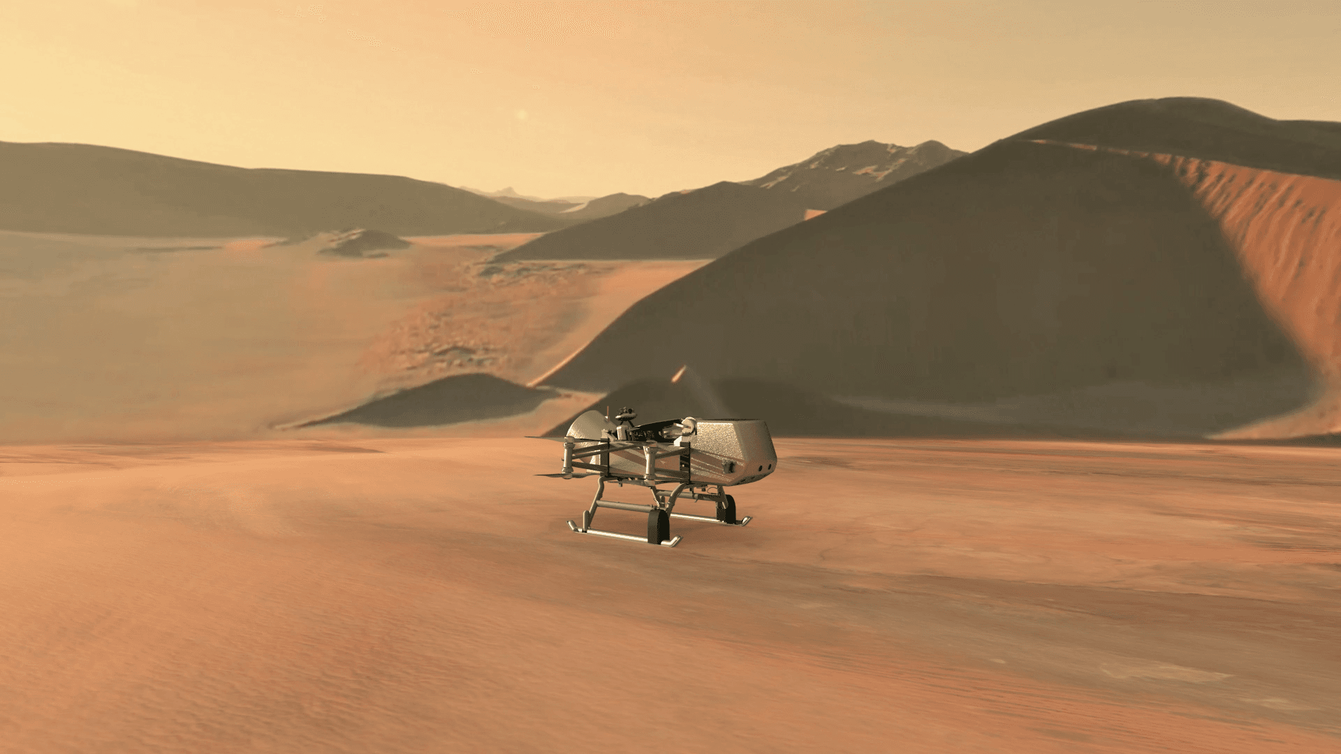 NASA's Dragonfly mission to Titan Sets its science goals