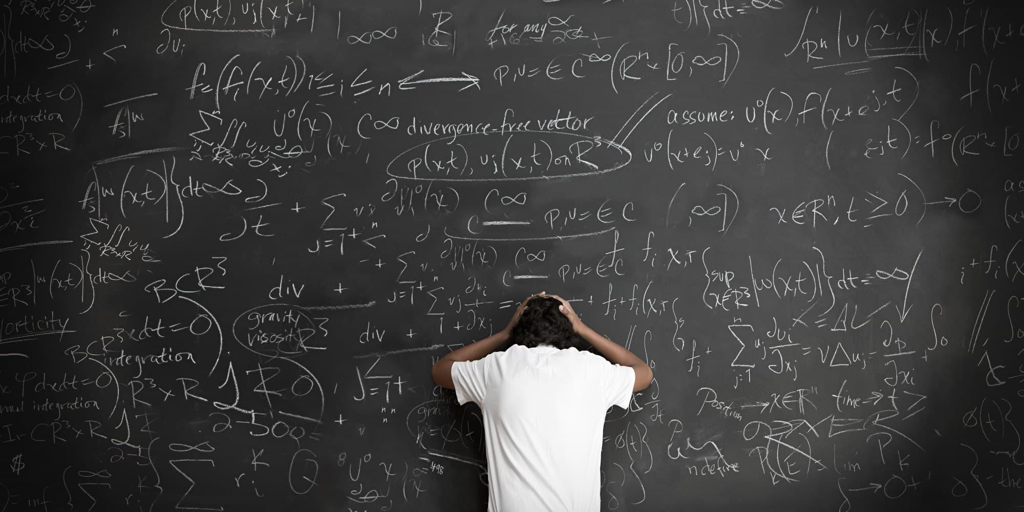 How I Overcame My Math Blocks