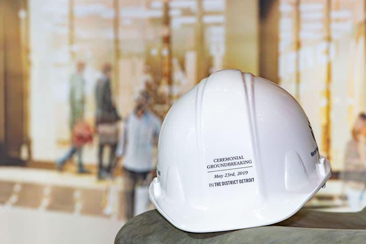 2715 Woodward Hat Groundbreaking Thumbail