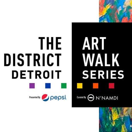Art Walk Series Featured Event