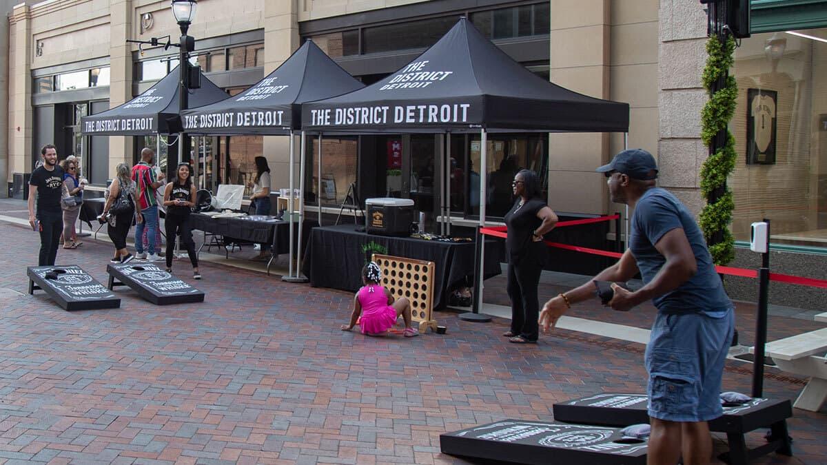 District Detroit Art Walk Series 7 9 21 7