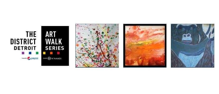 District Detroit Art Walk Series Nicholas Gammicchia Slideshow