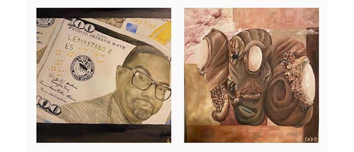 District Detroit Art Walk Series Ruby Sxde 1