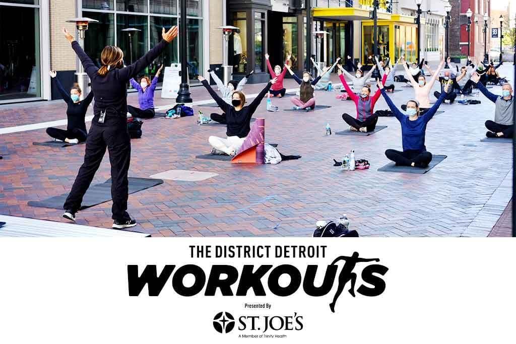 District Detroit Workouts 2021 slideshow 1