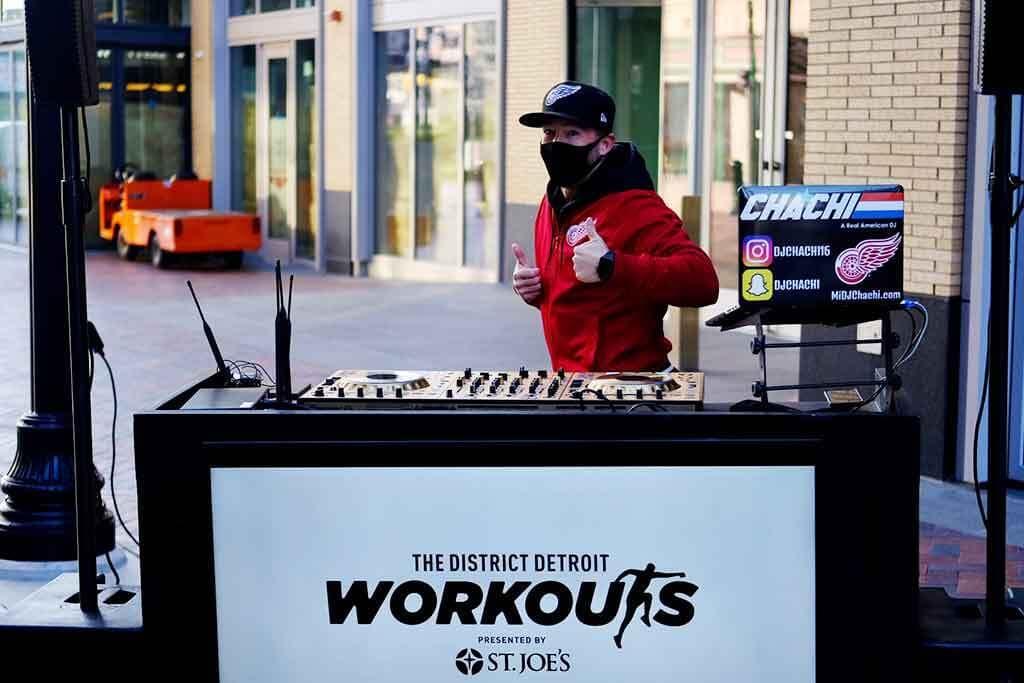 District Detroit Workouts 2021 slideshow 2