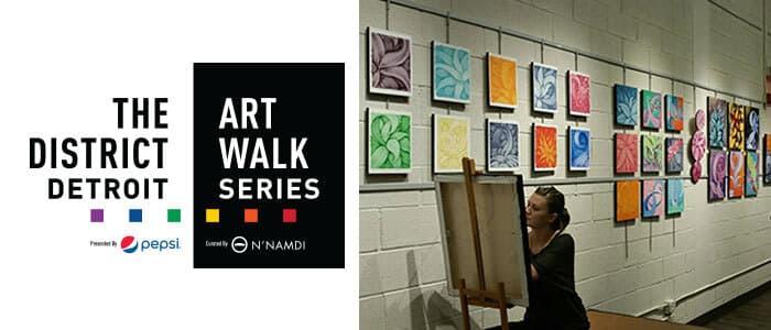 Lindy Shewbridge Art Walk Bio Page Header