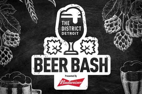 The District Detroit Beer Bash