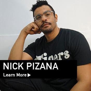 Nick Pizana Bio