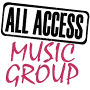 All Access Music Group Logo Customers Page