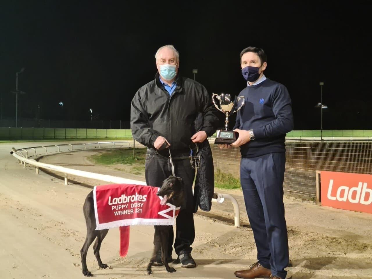 2021 Ladbrokes Puppy Derby