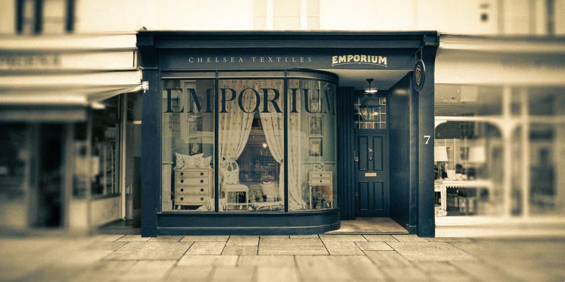 Emporium Online Chelsea Textiles