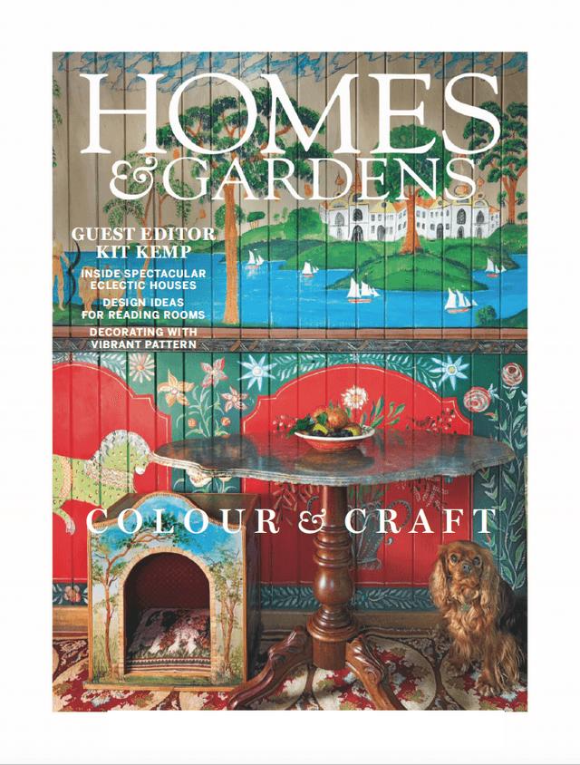 2020 06 01 Homes Gardens cover