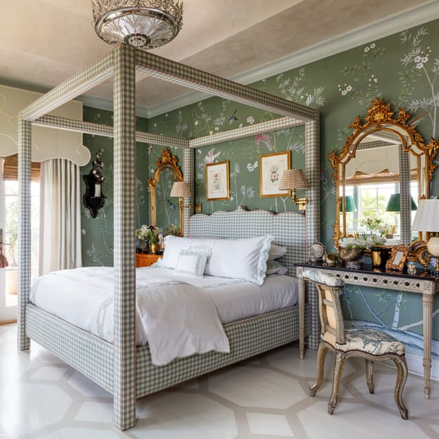 Brittany Bromley Interiors Chelsea Textiles Kips Bay Designer Showhouse Palm Beach 2021