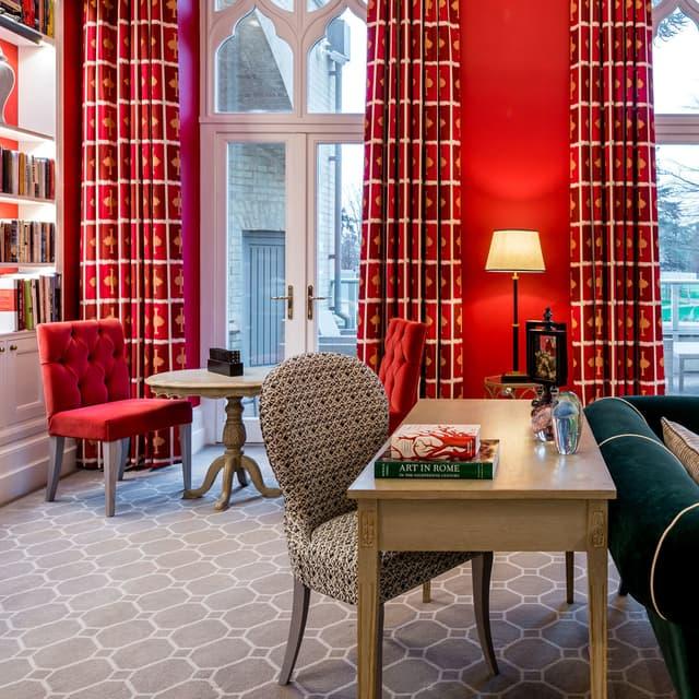 Coppers Hill House Surrey Chelsea Textiles 01