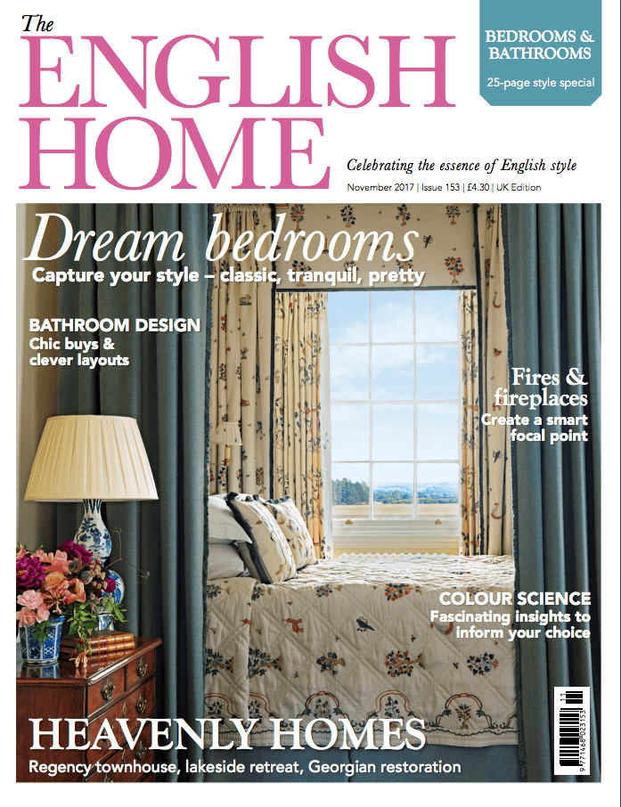 English Home Nov17 Cover