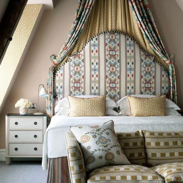 Firmdale Covent Garden Hotel Chelsea Textiles Ashenwood Kit Kemp Copy