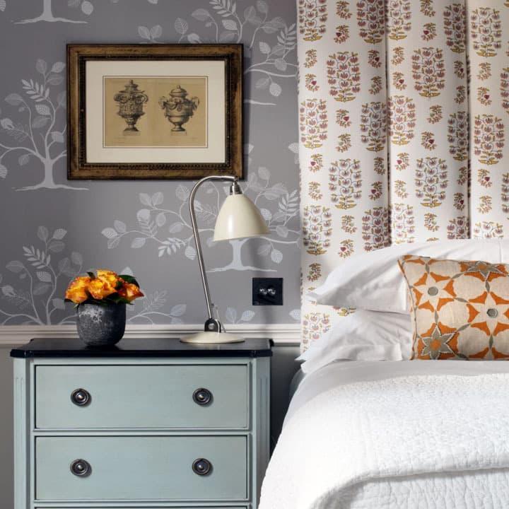 Firmdale Covent Garden Hotel Chelsea Textiles Gustavian Kit Kemp
