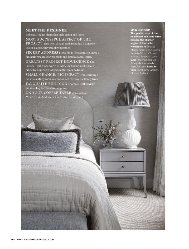 Homes and Gardens UK May 2021 P100