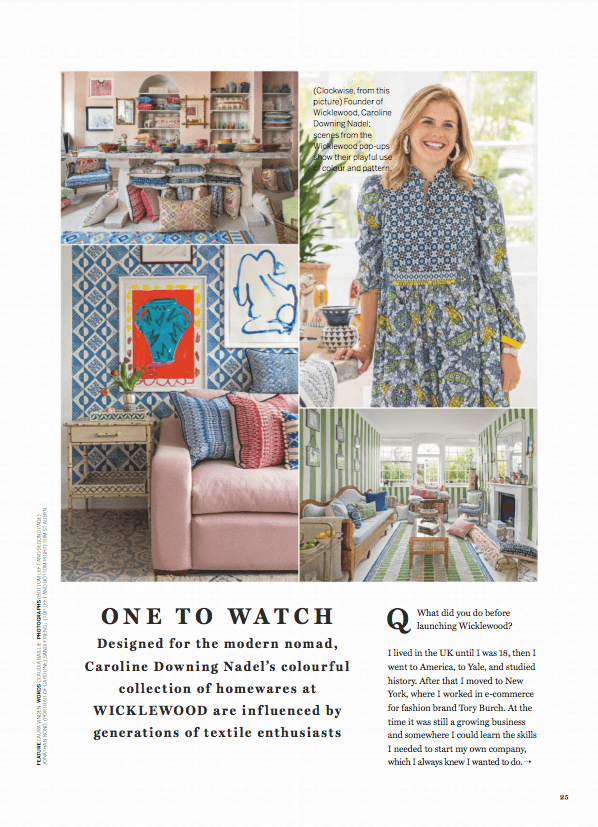 Homes Gardens Uk March 2019 P25
