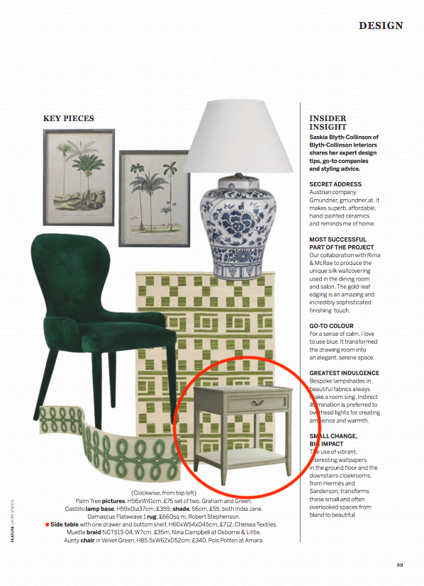 Homes Gardens Uk March 2019 P39