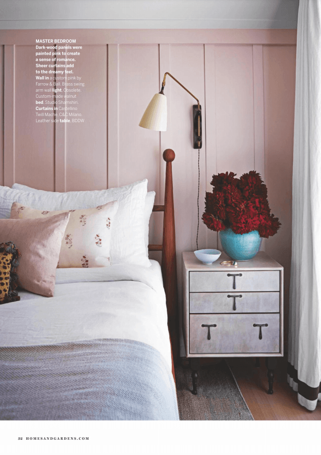 Homes and Gardens UK July 2020 P32