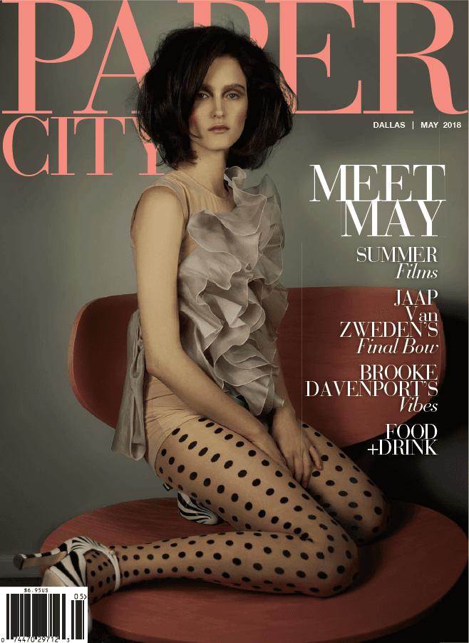 Paper City Dallas May18 Cover