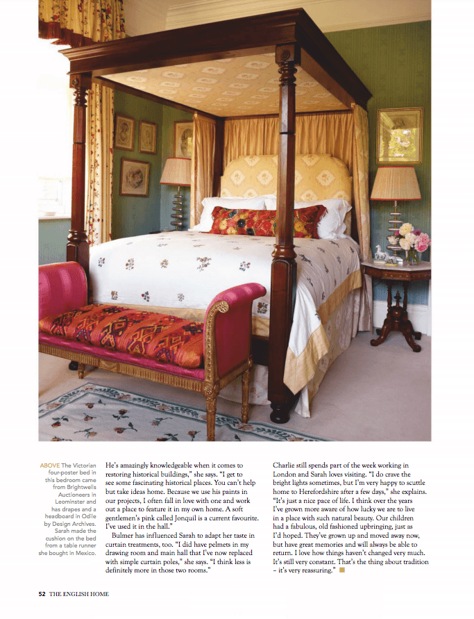 The English Home  March 2019 P52