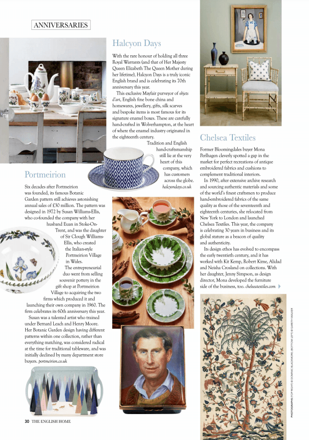 The English Home October 2020 P30