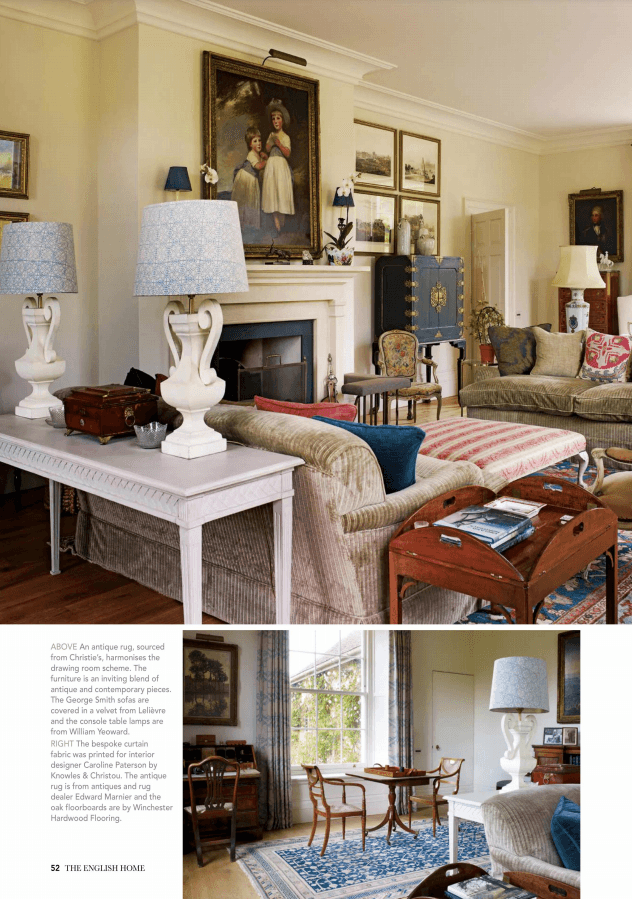 The English Home October 2020 P52