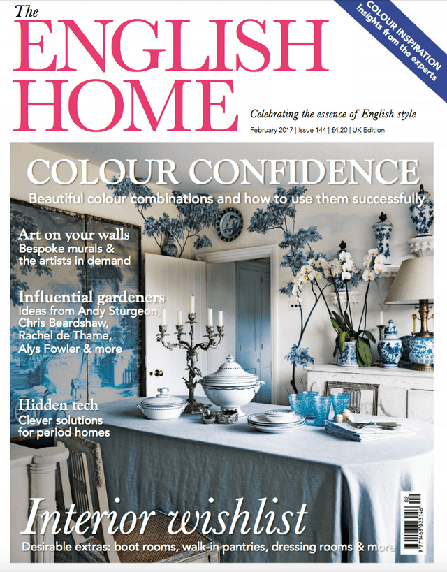 The English Home 2017 02 Cover