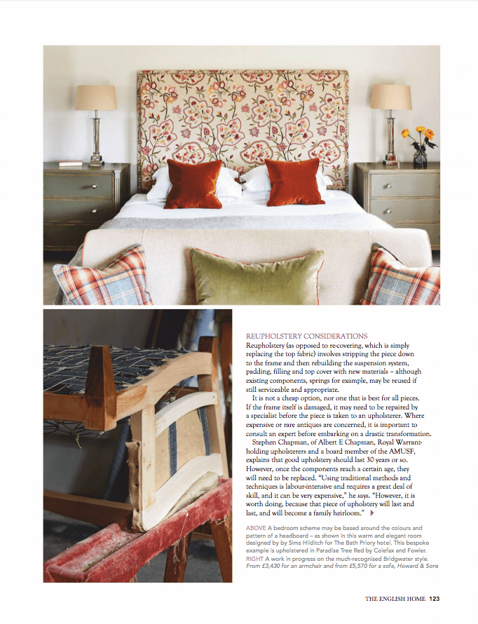 The English Home October 2019 P123