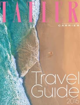 Tatler Travel Guide 2015