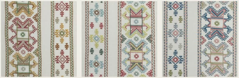 Ashenwood by Kit Kemp for Chelsea Textiles Details