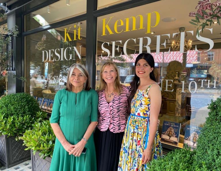 Chelsea Textiles Kit Kemp Book Signing 12 e1623407778439 996x776