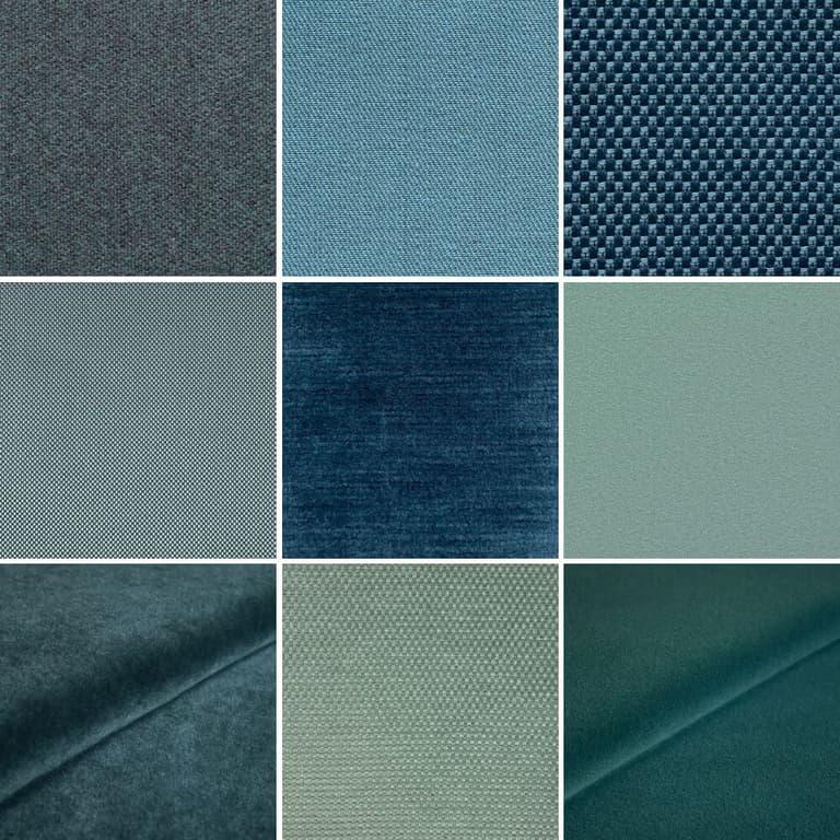 Colour Grid Blue