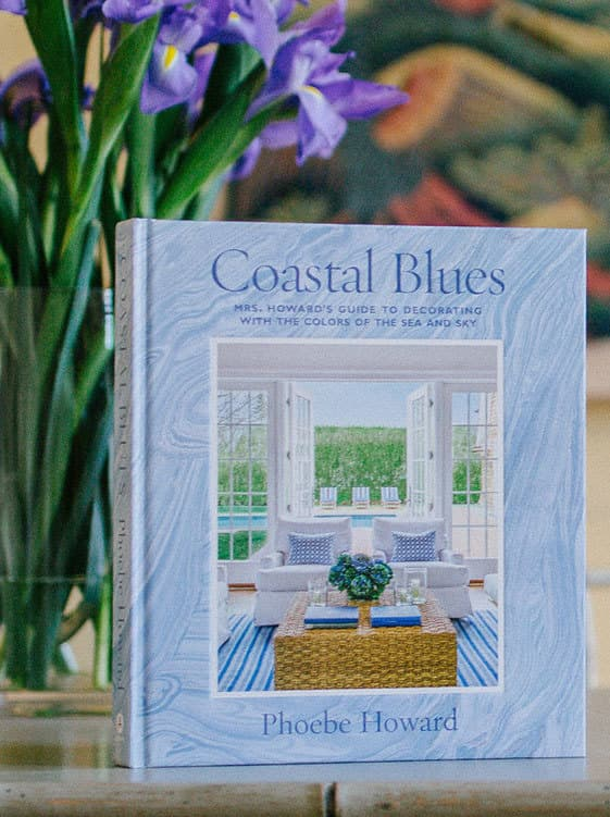 Coastal Blues Book Chelsea Textiles Phoebe Howard