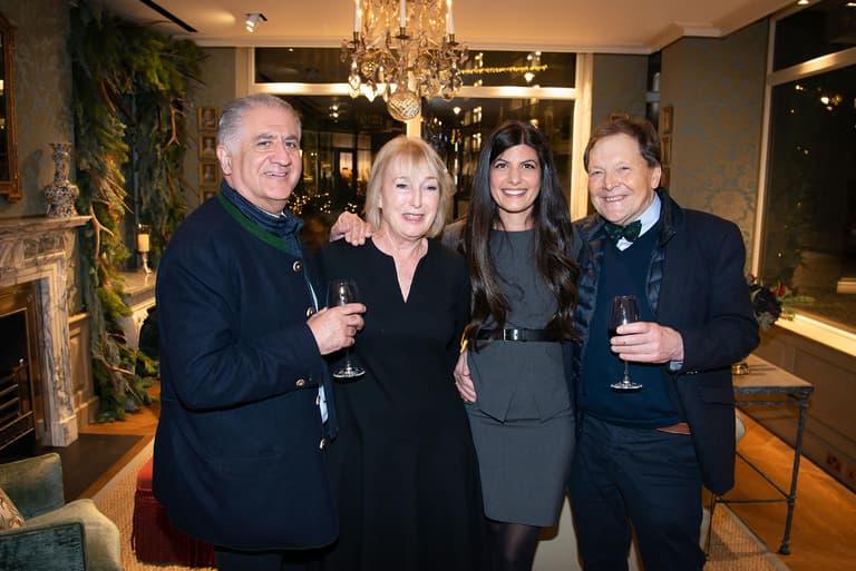 Alidad, Wendy Nicholls, Jenny Simpson and Paul Goulet