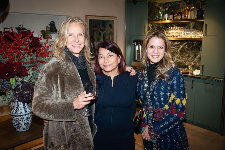 Smadar Goldstein, Mona Perlhagen and Deana Goldstein