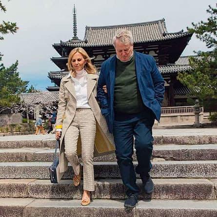 Tory Burch Robert Kime Nara Collection Japan Chelsea Textiles