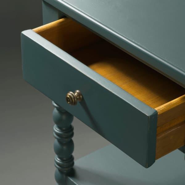 BOB030 49 D v1 – Bobbin bedside table