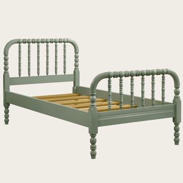 Bobbin bed