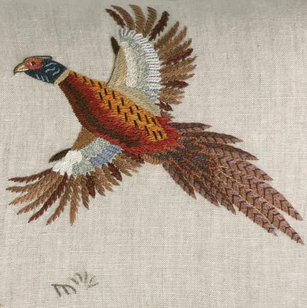 C976 C V1 – Fleeing pheasants