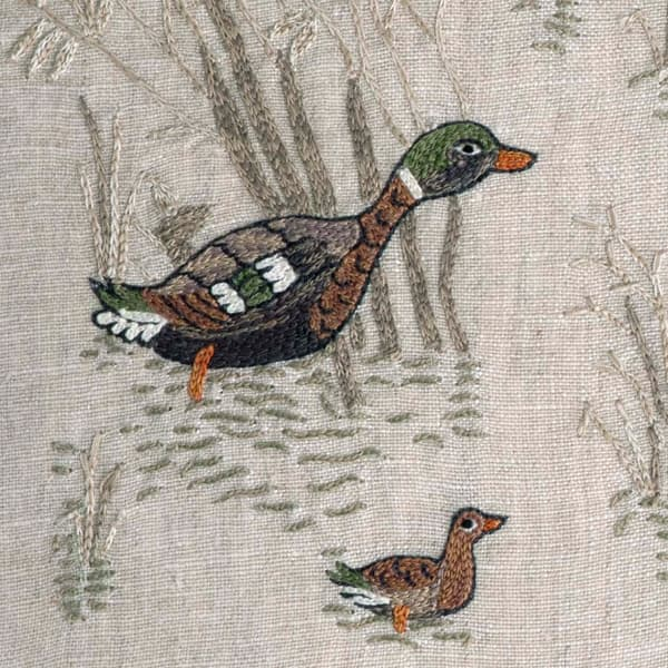 C980 V1 – Marsh ducks